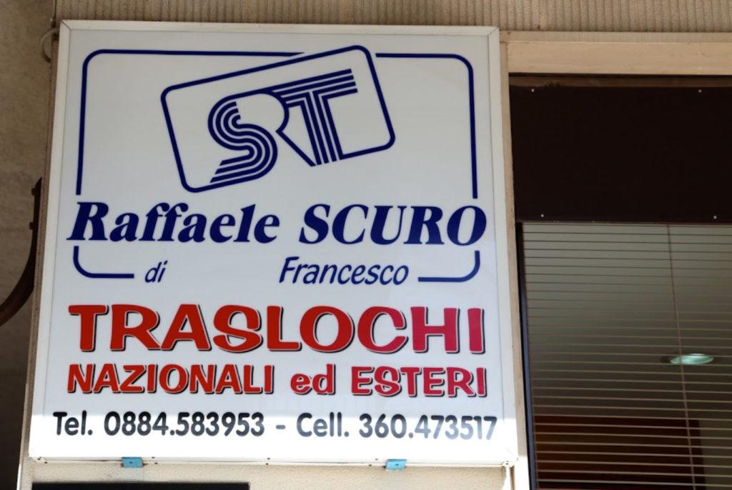 Raffaele Scuro traslochi